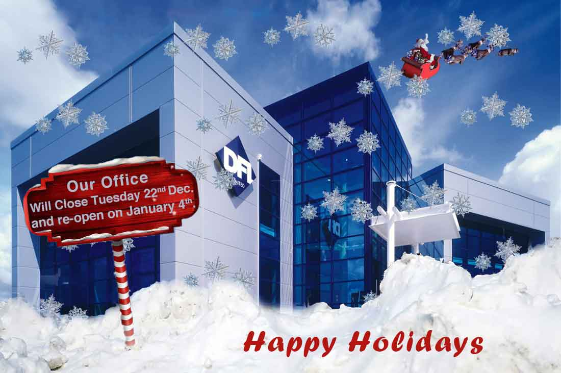 Christmas Holidays Office Hours