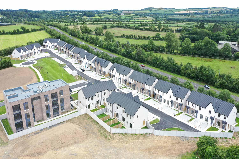 kilbarry housing estate